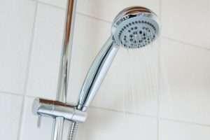 unblock a shower drain